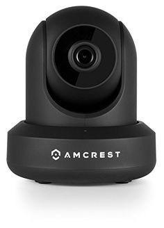 Amcrest ProHD 1080P WiFi Wireless IP Security Camera – 1080P (1920TVL), IP2M-841 (Black)   Amcrest ProHD 1080P WiFi Wireless IP Security Camera - 1080P (1920TVL), IP2M-841 (Black)  The Amcrest ProHD 1080p Wi-Fi video camera helps you stay in touch with what you love anytime, anywhere. With its quick mobile setup process, you will have secure access to your camera's video stream in no time. Stream live and playback recorded video of your home, your kids, your pets, or your business on..