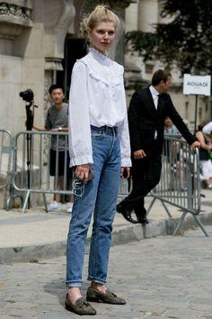 Ola Rudnicka i jej sposób na vintage - Fashion Post