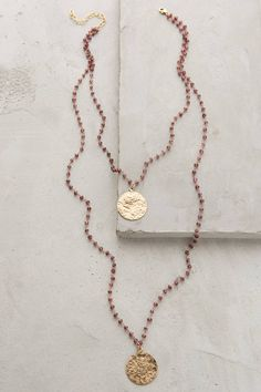 Oloron Layered Necklace - anthropologie.com