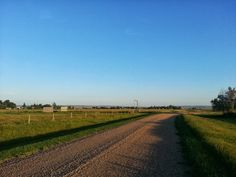 If you're going to take a road less travelled, it may as well be a beautiful one #Saskatchewan #Travel #CowboyWay