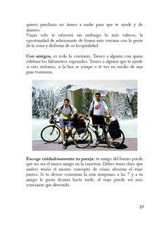 Guia para viajes de cicloturismo de alforjas