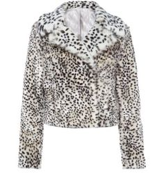 Giving a luxe feel to the simplest of looks, the #fauxfur coat is the ultimate wardrobe essential this season. #newlookfashion #dalmation #furcoat #chic