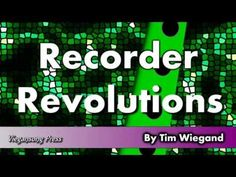 Music in Motion: RECORDER REVOLUTIONS INTERACTIVE VISUALS CD-ROM - This CD-ROM has the interactive visuals for Tim's classroom recorder method Recorder Revolutions. This innovative method teaches more than recorder! The P/A audio CDs have a rich mix of styles and instruments. Interactive visuals are available for Smart and Promethean Boards (or PowerPoint).