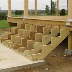 Decking Step Stringers (stair Makers) | Savoy Timber