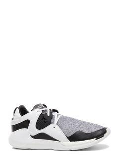 SS16: Y-3 QR Run Sneakers