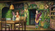 (100+) mundo secreto de Arrietty | Tumblr