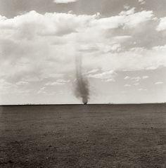 nowhere to hide - texas whirlwind, 1939 • david meyers