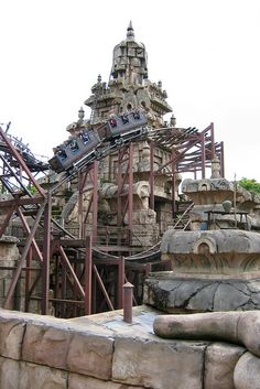 Indiana Jones et le Temple du Péril, Disneyland Paris - Disneyland Park