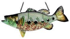I'll pass... GSI Outdoors® Largemouth Bass Mesh Bird Feeder | Bass Pro Shops