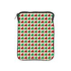 I Like Christmas a lot iPad Sleeve