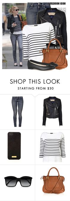 """""""Celebrity Style: Emma Stone"""" by prettyorchid22 ❤ liked on Polyvore featuring Tiger of Sweden, Burberry, Henri Bendel, STELLA McCARTNEY, Chloé and Repetto"""