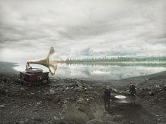 Soundscapes by Erik Johansson.