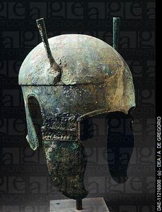 Samnite Helmet, 4th cent. BCE