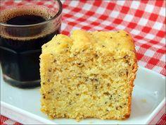 Na Casa da Ma: bolo de milho vegano