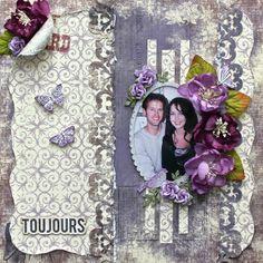 Toujours (C'est Magnifique) - Scrapbook.com
