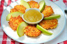 Картофельные оладьи (драники)-