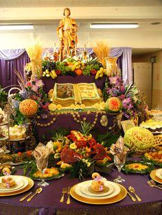 St. Joseph's Table 2010, Holy Rosary Church, Kansas City, MO | by kevmac_77