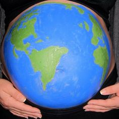 Happy Earth Day! Take care of Mother Earth - she's all we got. #earthday