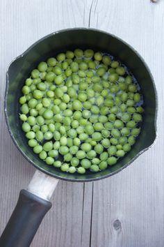 How To Cook Fresh Peas