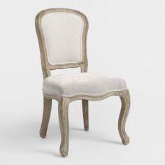 Dove Gray Kellen Side Chairs Set of 2