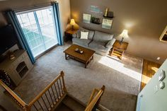 After home staging - Christi Hacker, Realtor, Keller Williams Greater Omaha - About - Google+. living room, family room