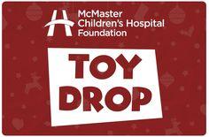 Hamilton Ontario, Childrens Hospital, Centre, Drop, Toys, Health, Holiday, Vacation, Health Care