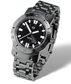 UTS GMT Professional  2000m Dive Watch