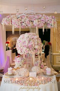 pink roses, color, wedding decorations, ballrooms, branch, floral designs, blush, flower, shabby chic weddings
