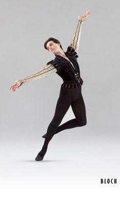 Angel Corella- Bloch Ballet Flats