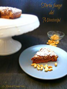 Le ricette di Donna Vale: TORTA FANGO DEL MISSISSIPI