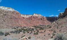 White Icing Cliffs