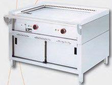 http://scheie.no/storkjokkenutstyr/koke-og-stekeutstyr/asiatisk-matlaging/tappanyaki-grill/el.-teppanyaki-grill.-2x-35-kw.-gulvmodell.-120x77xh85-cm