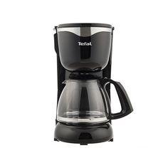 عنون کالا: قهوه ساز تفال مدل CM4428     قیمت: 224,100 تومان  کارخانه سازنده: تفال Tefal  مشخصات محصول:   لینک مشاهده محصول: http://takhfifs.ir/category-coffee-makers/972-قهوه-ساز-تفال-مدل-cm4428.html  توصیف کاملتر محصول: قهوه ساز تفال مدل CM4428 یکی از محصولات شرکت تافل است که از کیفیتی مطلوب و طراحی شیک و سادهای بهره میبرد. این مدل در ردیف قهوهسازهای فیلتری قرار گرفته که برای تهیه قهوه فرانسه مناسب است و میتواند شما را در آمادهنمودن قهوهای لذیذ و خوشطعم تا 15 فنجان یاری کند. مخزن آب…