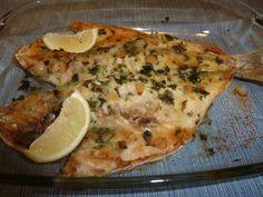 Weblog En Mi Cocina: dorada al horno con costra.