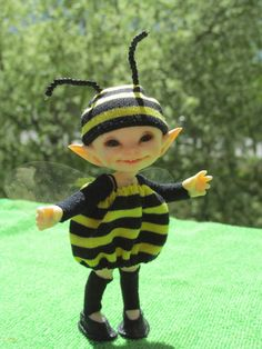 Hey, I found this really awesome Etsy listing at https://www.etsy.com/listing/469129525/sale-outfit-funny-bees-for-realpuki-and