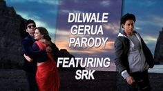 """Shudh Desi Gaane has come up with the parody of the famous song """"Gerua"""" from the movie Dilwale and it will make you laugh your heart out. And the parody features none other than Shahrukh Khan himself. The song is said to be shot in Iceland and it is the most expensive song in Hindi...."""