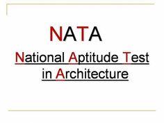 NATA exam logo