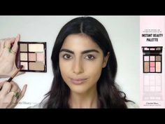 Instant Look in a Palette: Natural, Glowing Makeup Tutorial (feat. Nicola) | Charlotte Tilbury - YouTube