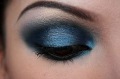 Blue Makeup for Brown Eyes Eyeshadow Lipstick - awesome eyeliner ...