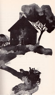 The Ghost of Windy Hill by Clyde Robert Bulla, illustrated by Don Bolognese (1968).