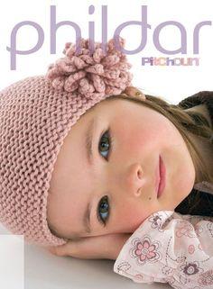 Tricot – Page 6 – p - Tricot – Page 6 – p Phildar Kids – charlot ! Knitting Books, Baby Hats Knitting, Crochet Baby Hats, Knitting For Kids, Knitted Hats, Knit Crochet, Knitting Magazine, Crochet Magazine, Knitting Patterns