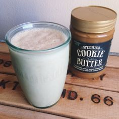 Speculoos Cookie Butter Smoothie Recipe