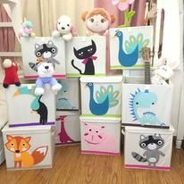 Cheap storage boxes for kids, Buy Quality box for kids directly from China box for kids toys Suppliers: Embroider Cartoon Animal Folding Large Storage Box for kid Toys Sorting organizer box clothes book home storage bin organise Kids Storage Bins, Storage Boxes With Lids, Toy Bins, Plastic Box Storage, Storage Baskets, Playroom Decor, Baby Room Decor, Boy And Girl Shared Bedroom, Kids Canvas