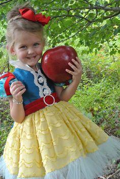 Child's Snow White Costume | Etsy