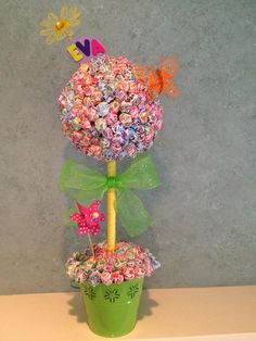 Party/Event/Gift Lollipop Tree You Design by LolliPoppingTrees, $65.00