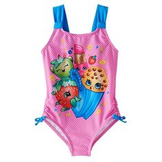 Disney Sheriff Callie/'s Wild West One-Piece Halter Swimsuit Little Girls 4-5