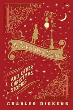 A Christmas Carol and Other Christmas Stories - Barnes & Noble Leatherbound Classic Collection (Hardback)  By Charles Dickens, this is one of the best loved and most quoted of all English language Christmas stories. First published in 1843, it never fails to make an appearance every Christmas in some form.