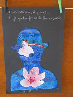 Production d'un rêve/ arts visuels + production d'écrits /Magritte