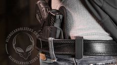 Alien Gear has improved its Tuck 3.0 IWB Holster by reducing the amount of exposed hardware while increasing the amount of neoprene.