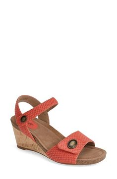 Women's SoftWalk 'Jordan' Wedge Sandal